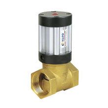 Vannes à liquide pneumatique / vanne de régulation Q22HD