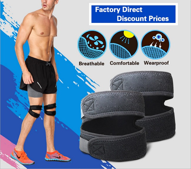 Pressure Alleviation Knee Brace