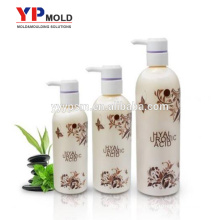 500ml hand washing liquid bottle with lotion pump plastic PET empty botte 500ml for body wash/shampoo/detergent