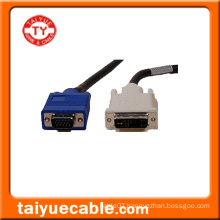 DVI to VGA Cable/Computer LAN Cable