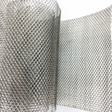 Small Hole Expanded Metal Wire Mesh Diamond