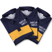 Camisas promocionales personalizados en blanco t polos con logotipo