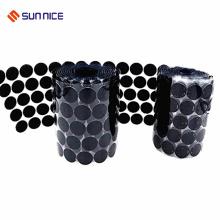 Points de crochet et de boucle auto-adhésifs de 25mm à bas prix