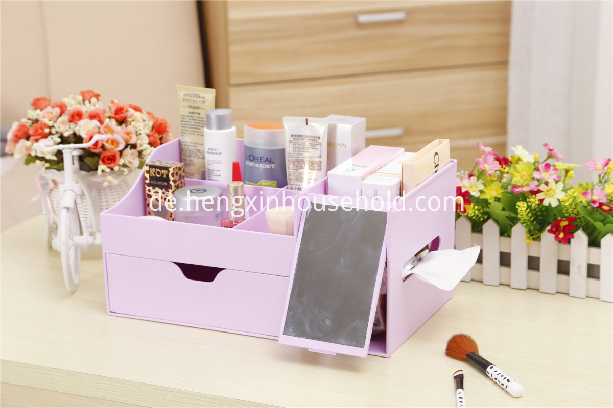 Table Standing Makeup Mirror