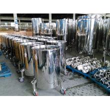 Коробки для транспортировки вина из нержавеющей стали