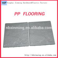 Factory wholesale outdoor plastic floor tile