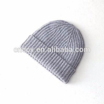 15PKB012 100% Нервюры кашемир beanie шляпа