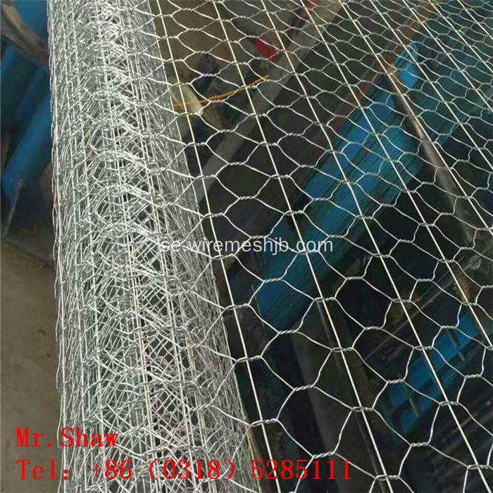 PVC Coted Chicken Livestock Hexagonal Wire Mesh
