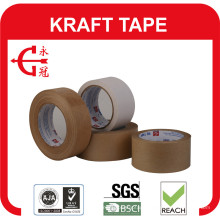 Water-Activated Kraft Tape, Paper Kraft Tape