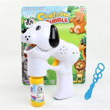 Электрическая вспышка и музыкальная собака Shape Bubble Gun Toy