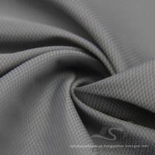 Água e resistente ao vento Outdoor Sportswear Down Jacket Tecido Phantom Plaid & DOT Jacquard 38,5% Nylon + 61,5% Tecido de poliéster (NJ045)
