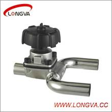 Sanitary Stainless Steel U-Type Diaphragm Valve