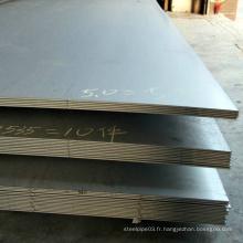 304 Matériau en acier inoxydable Feuille et plaque