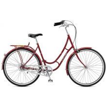 Bici de la ciudad de Material acero horquilla