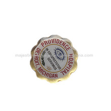Lapel Pins Offset Printed Customized
