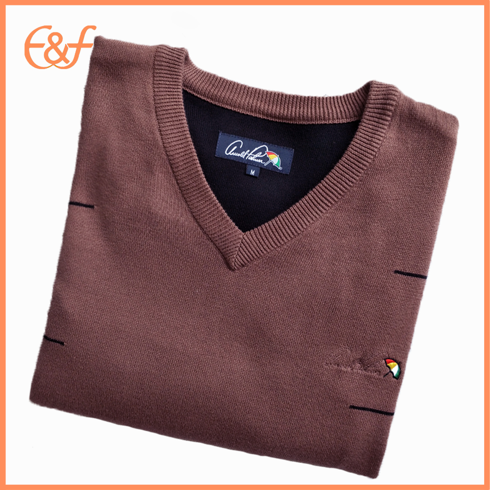 100% cotton knitwear