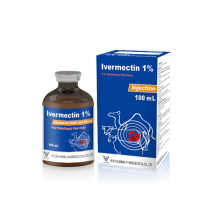 Ivermectin 1% Injection pour bovins