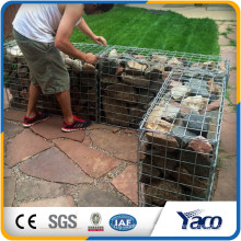 Big Production Ability 2*1*1 and 1x1x1 galvanized gabion box