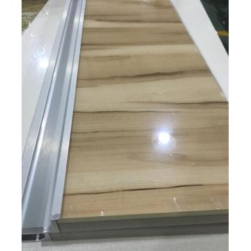 2017 New Super Anti Scratch Acrylic Doors for Kitchen Furniture (kitchen cabinets)