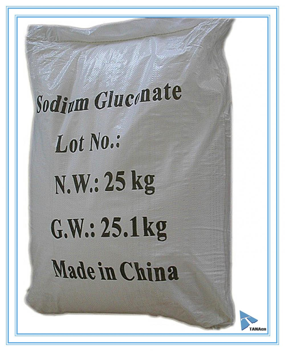 Sodium Gluconate Industrial Grade