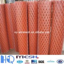 Malla de metal expandida barata / hoja perforada de acero inoxidable (ISO9001)