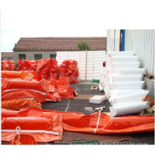 PVC Water Pollution Fence, PVC Oil Pollution Booms