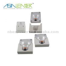 Forma de bulbo luz de toque mini luz noturna