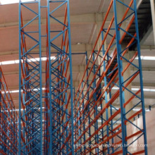 Storage System of selective Pallet Racks