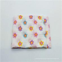 Fournisseur d'usine tissu de mousseline super couverture