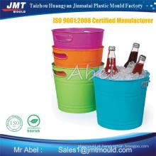 balde de gelo para bar molde de balde de gelo plástico