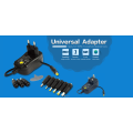 24W AC/DC Universal Power Adapter