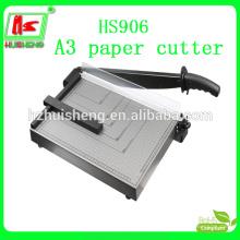 Escritório max A3 tamanho manual escritório papel guilhotina Cortador de papel