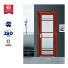 Porta de porta de estilo americano porta de varanda porta de liga de alumínio