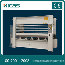 Woodworking Manual Machine Hot Press for Plywood