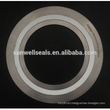 Spiral Wound Gaskets with 316L/304 PTFE Gaskets (SUNWELL)