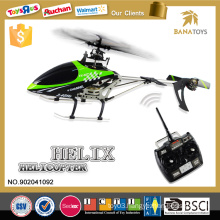 Wholesale 4ch helicopter toy gyroscope upgrade version helicopter