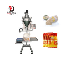 13 years factory Semi Automatic Powder Filling Machine Spice Coffee Auger Filler