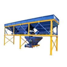PLD1200 sand batching machine,batching plant,three hopper batching machine