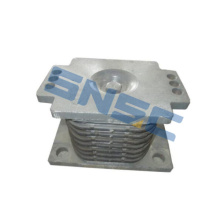 HOWO truck parts AZ9725520278 Rubber support assy