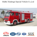 8ton Steyr Chassis Water Tank Fire Fighting Fire Truck Euro2