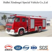 8ton Steyr Chasis Tanque de agua Lucha contra incendios Bomberos Euro2
