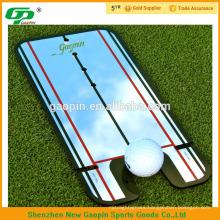 New design golf training equipment golf putting mirror