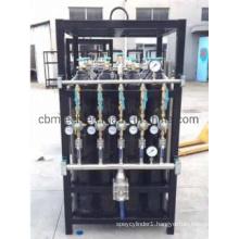 High Quality O2 N2 Ar CO2 Gas Cylinder Racks