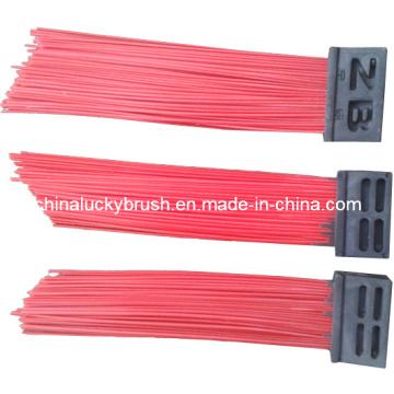 PP Material de tira de carreteras Sweeper cepillo (YY-033)