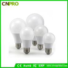 5W/7W/9W/12W LED Bulb Light 110lm/W with Ce RoHS FCC Certification