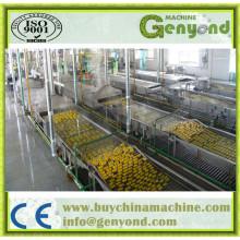 Volle automatische Edelstahlkonserven-Nahrungsmittelmaschinerie