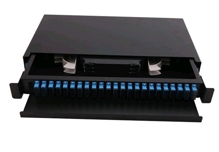 Fiber Optic Patch Panel Rack Mount
