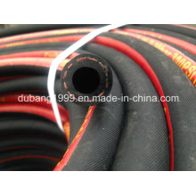 Mangueira de borracha de silicone de resistência ao calor de extrusão de fornecimento de fábrica