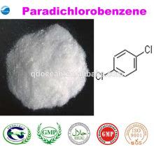 Haute qualité Paradichlorobenzène (PDCB) N ° CAS: 106-46-7 avec une livraison rapide