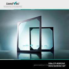 Matériau de construction de verre d'insonorisation Vide Low E verre